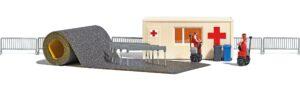 BUSCH 7869 <br/>A-Set: Sanitätsstation H0