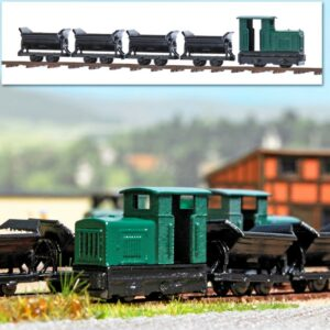 BUSCH 8070 <br/>Feldbahn-Set