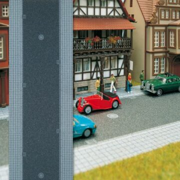 BUSCH 8138 <br/>Stadtstraße mit Gehweg 1