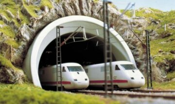 BUSCH 8195 <br/>Tunnelportal, ICE 1