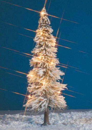 BUSCH 8624 <br/>Weihnachtsbaum 1