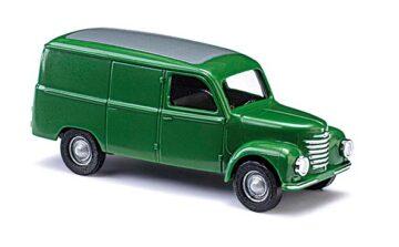 BUSCH 8678 <br/>Framo Kastenwagen grün TT     1