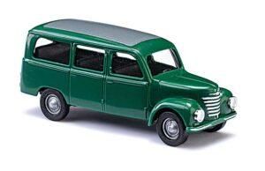 BUSCH 8681 <br/>Framo Bus grün TT