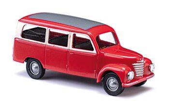 BUSCH 8682 <br/>Framo Bus rot/beige TT        1