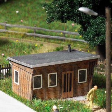 BUSCH 8758 <br/>Holz-Gartenlaube 1