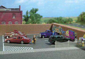 BUSCH 9713 <br/>Parkplätze 1
