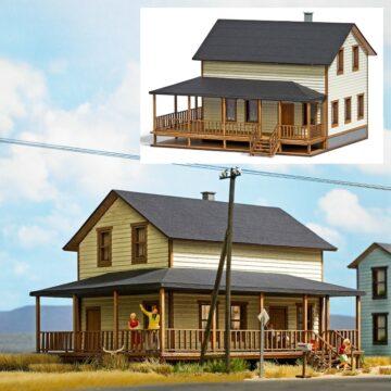 BUSCH 9727 <br/>US Wohnhaus 1