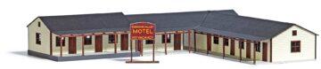 BUSCH 9728 <br/>US Motel H0 1