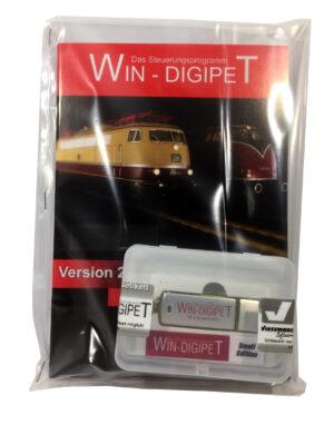 Viessmann 10112 <br/>WIN-DIGIPET Small Ed. 2015