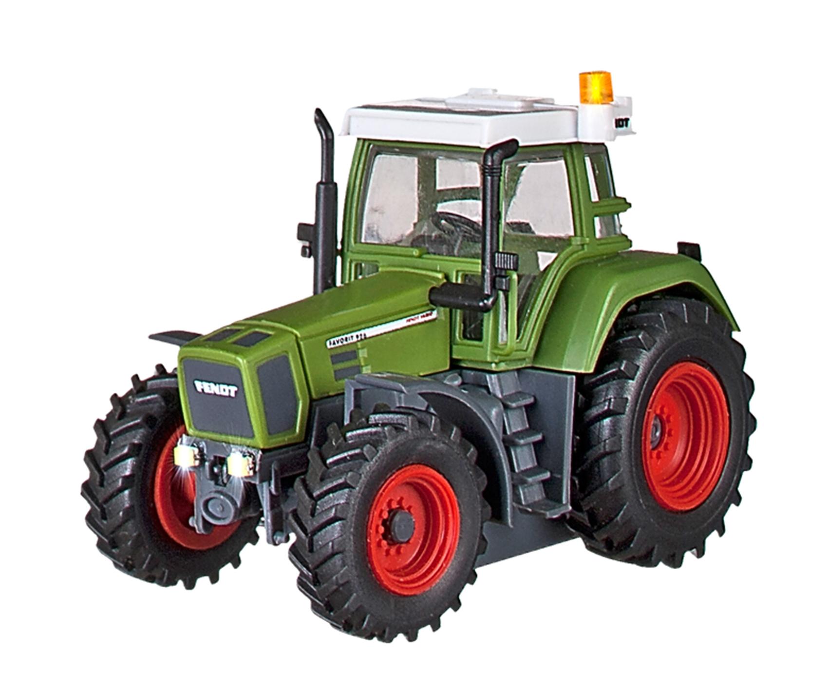 Viessmann 1166 <br/>Traktor Fendt mit Bel. Fktm