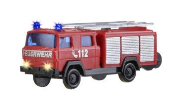 Viessmann 1843 <br/>Feuerwehr-LF 16 MAGIRUS mit elektrischem Blaulicht und Beleuchtung 1