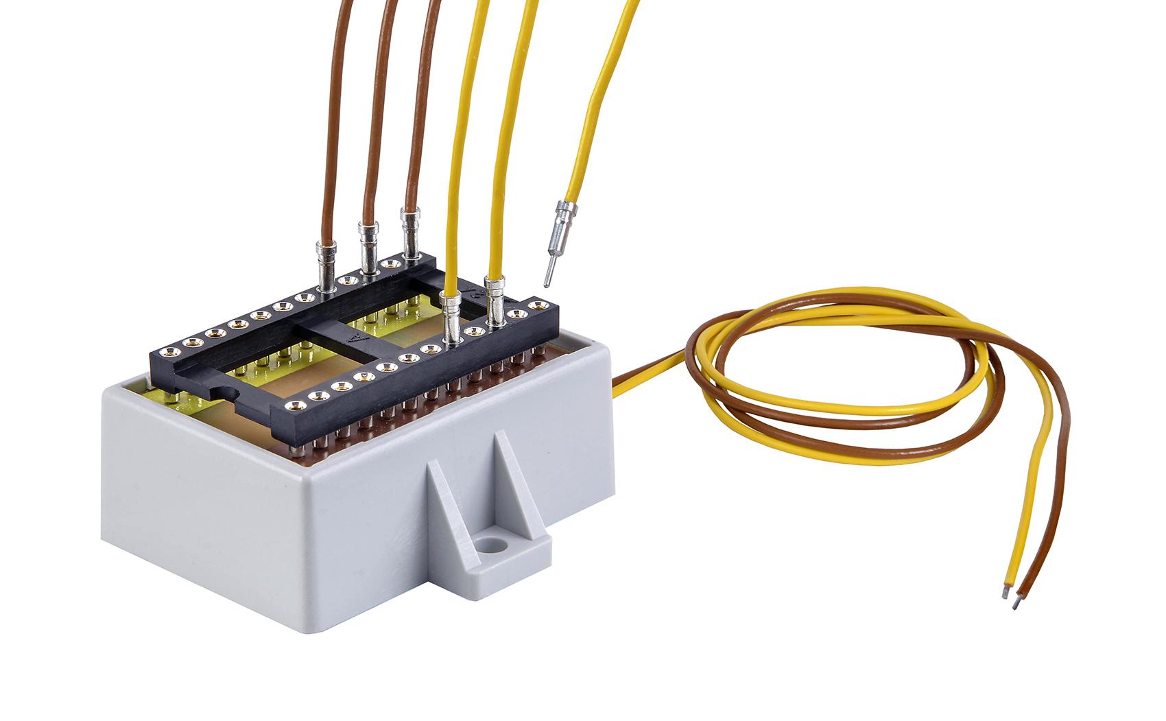 Viessmann 5205 <br/>Verteilerleiste mit Powermodu
