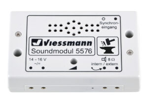 Viessmann 5576 <br/>Soundmodul Schmied