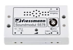 Viessmann 5578 <br/>Soundmodul Jukebox