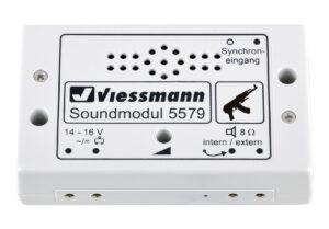 Viessmann 5579 <br/>Soundmodul Schießstand