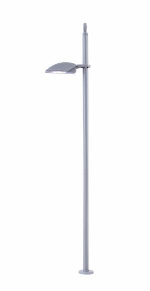 Viessmann 6033 <br/>H0 Stadtleuchte modern, LED weiß