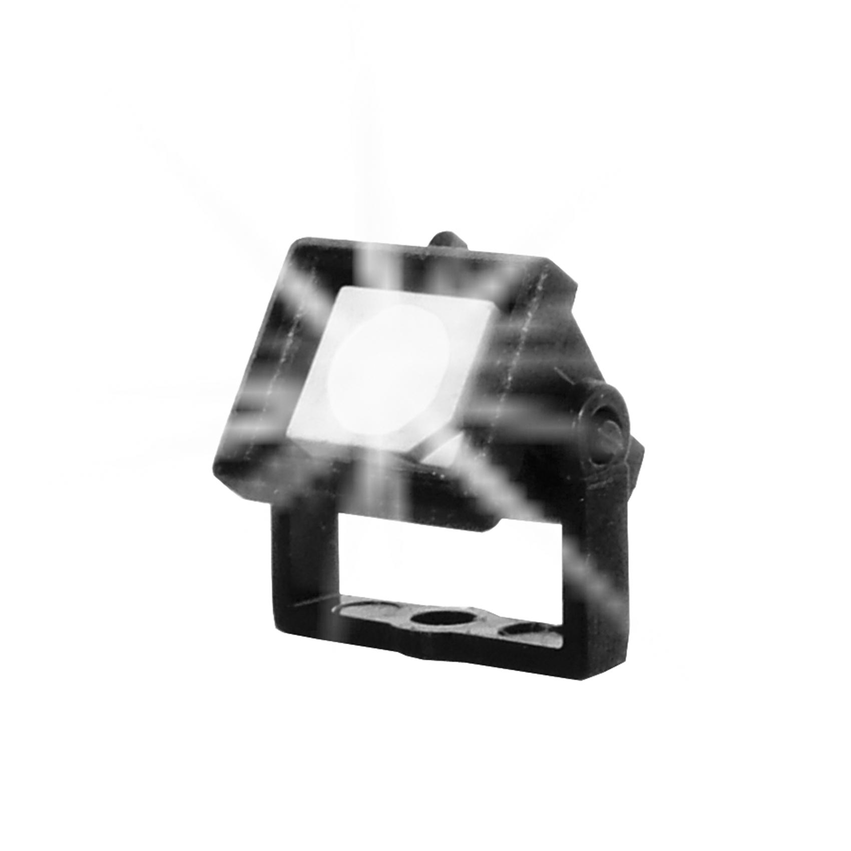 Viessmann 6333 <br/>Flutlichtstrahler, 1-flammig, LED