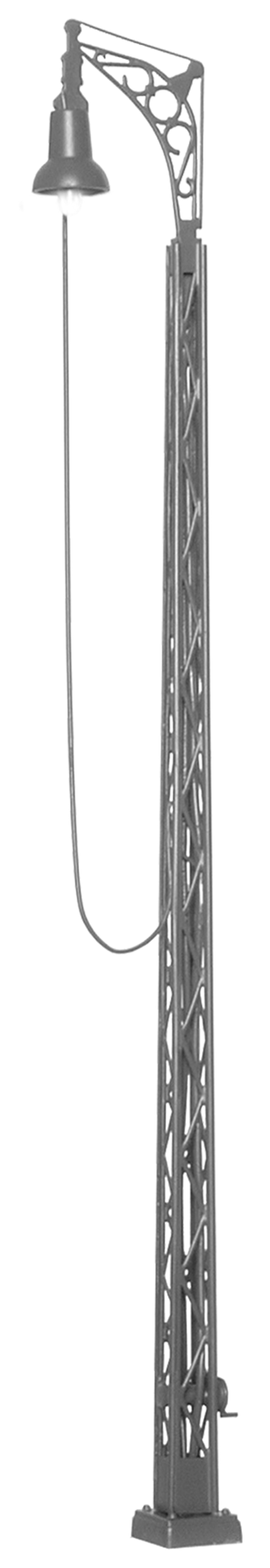 Viessmann 6389 <br/>Gittermast-Leuchte, 142 mm