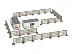 kibri 48627 <br/>Gebäude-Container STRABAG
