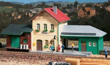 Auhagen 11331 <br/>Bahnhof Hohendorf  1