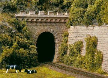 Auhagen 11342 <br/>Tunnel-Portale, 1-gleisig 1