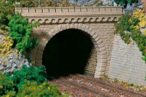 Auhagen 11343 <br/>Tunnel-Portale, 2-gleisig