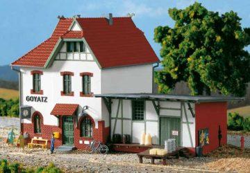Auhagen 11347 <br/>Bahnhof Goyatz  1