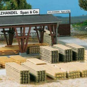 Auhagen 11353 Holzhandel Span & Co.
