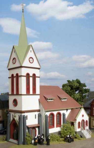 Auhagen 11370 <br/>Stadtkirche  1