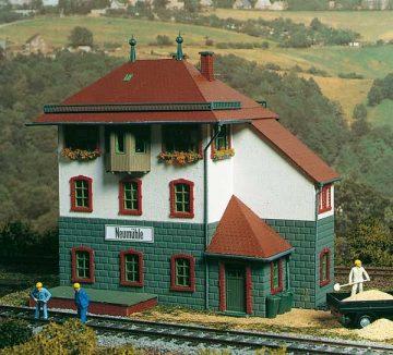 Auhagen 11373 <br/>Stellwerk Neumühle  1