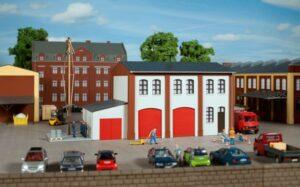 Auhagen 11426 <br/>Feuerwehr, Betriebsfeuerwehr