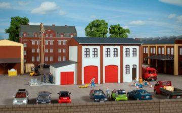 Auhagen 11426 <br/>Feuerwehr, Betriebsfeuerwehr 1