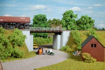 Auhagen 11428 <br/>Brücke, Kleine Brücke 1