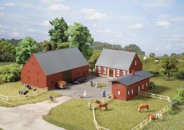 Auhagen 11439 <br/>Bauernhof 1
