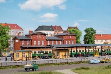 Auhagen 11452 <br/>Bahnhofsausstattung 1