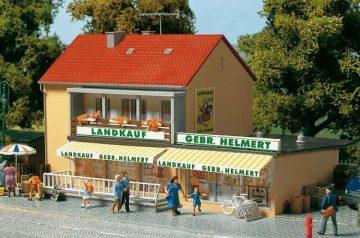 Auhagen 12238 <br/>Landwarenhaus  1