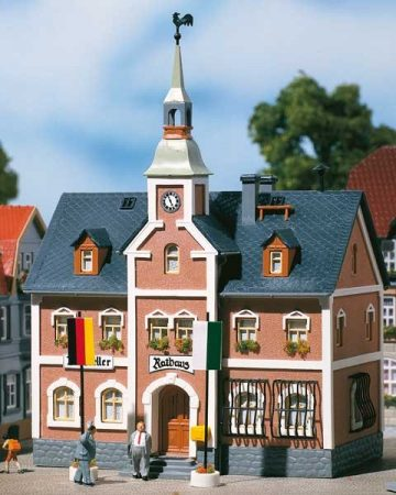 Auhagen 12241 <br/>Rathaus  1