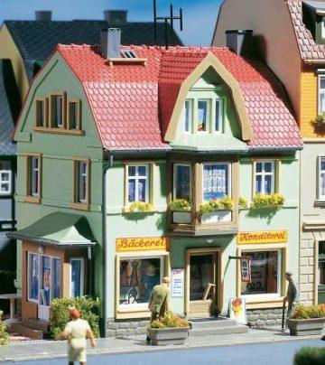 Auhagen 12247 <br/>Bäckerei  1