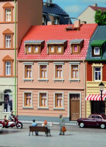 Auhagen 12251 <br/>Wohnhaus Nr