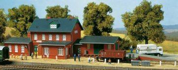 Auhagen 13299 <br/>Bahnhof Klasdorf  1