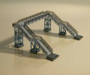 Auhagen 13327 <br/>Brücke, Fußgängerbrücke