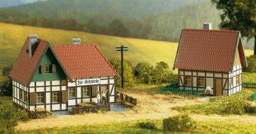 Auhagen 14457 <br/>Gasthaus zur Schmiede  1