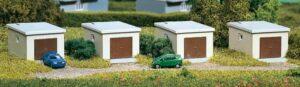 Auhagen 14463 <br/>Garagen