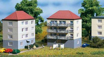 Auhagen 14464 <br/>Wohnhäuser  1