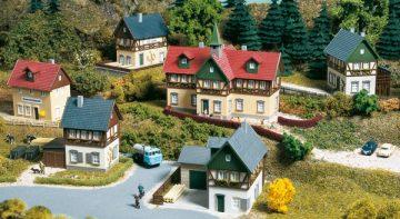 Auhagen 15302 <br/>Startset Dorf  1
