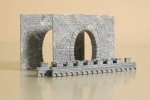 Auhagen 41586 <br/>Tunnel-Portale, 1-gleisig