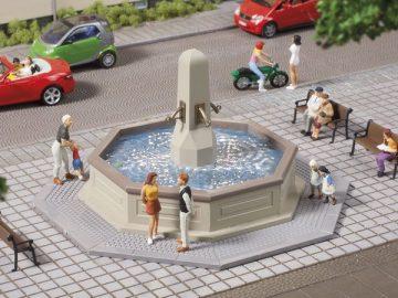 Auhagen 41629 <br/>Brunnen – Attrappe 1