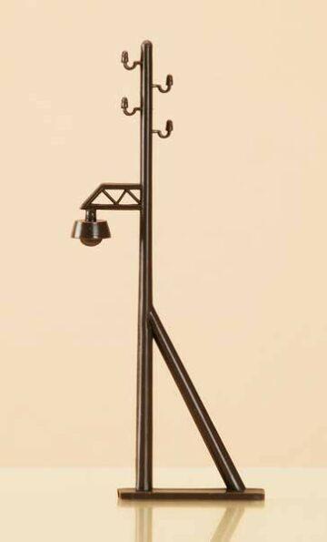 Auhagen 42632 <br/>Freileitungsmasten mit Lampenattrappe 1