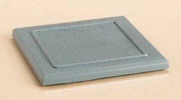 Auhagen 48109 <br/>Bodenplatten für Stahltragselemente  1