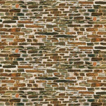 Auhagen 50515 <br/>Dekorpappe Kalksteinmauer lose 1